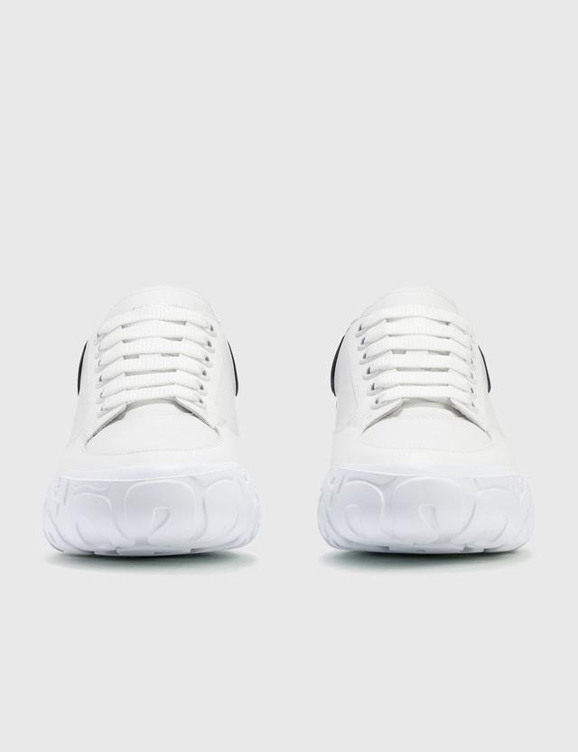 Alexander McQueen Oversized Sneaker Op.whi/whi/blk Men