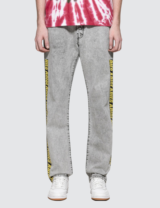 Aries Tape Jeans