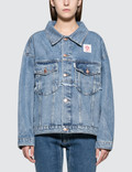 Aalto Oversized Denim Jacket Picture