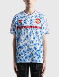 Adidas Originals Adidas x Pharrell Williams Manchester United Human Race Jersey Picture