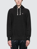 Champion Reverse Weave Hoodie With Script Logo At Hood Picture