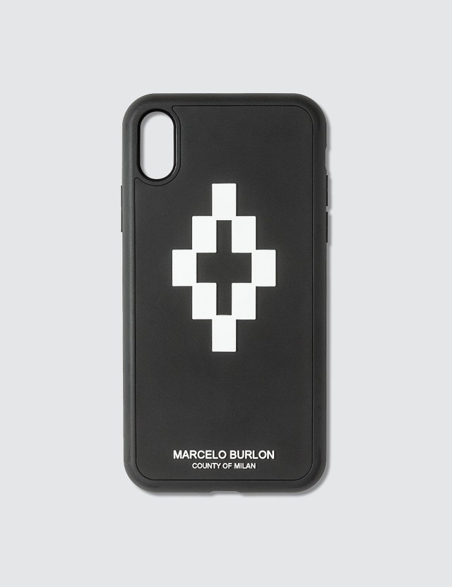 Marcelo Burlon Cross 3D iPhone XR Case