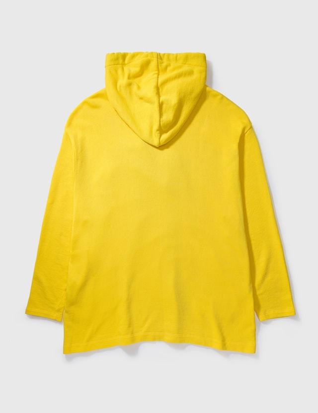 Loewe Paula Oversize Hoodie Yellow Archives
