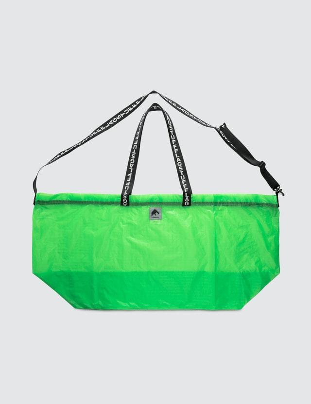 Flagstuff Nylon Camp Bag
