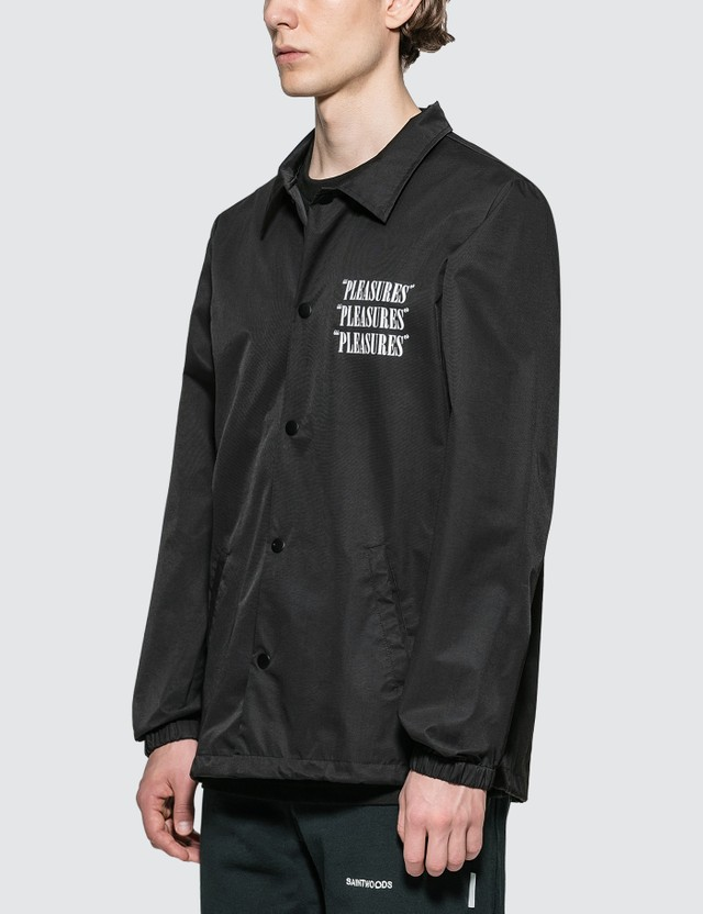 Pleasures Tears Coaches Jacket