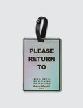 Maison Margiela Luggage Tag Picture