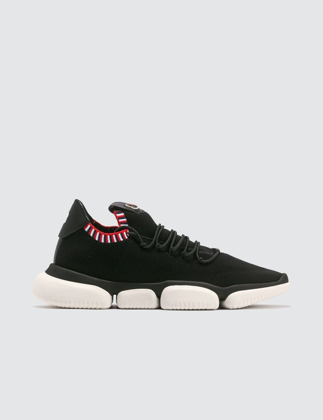 Moncler Bubble Sole Mesh Sneakers