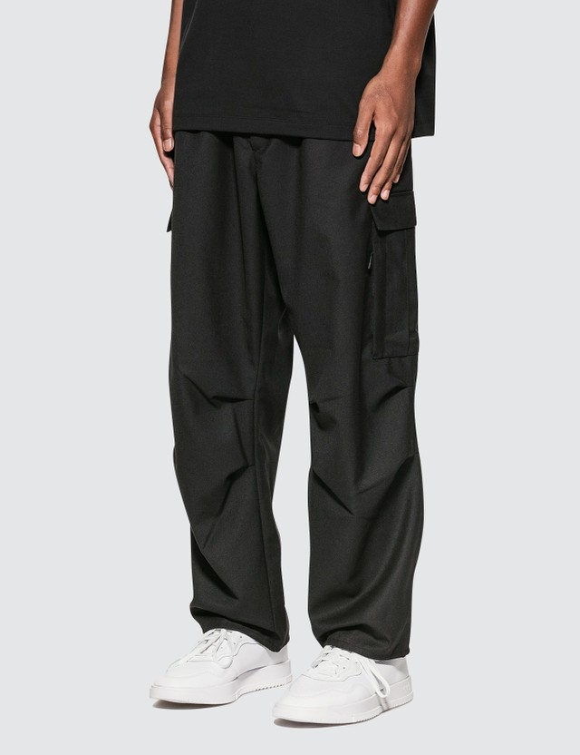 Y-3 Classic Winter Wool Cargo Pants