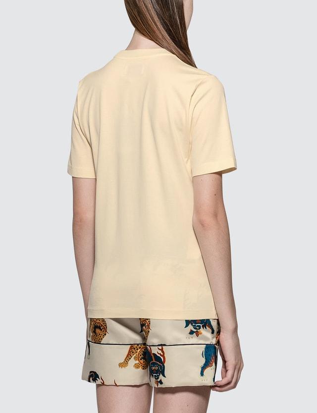 Kirin 2 Hateae Jersey Basic T-shirt Egret Mult Women