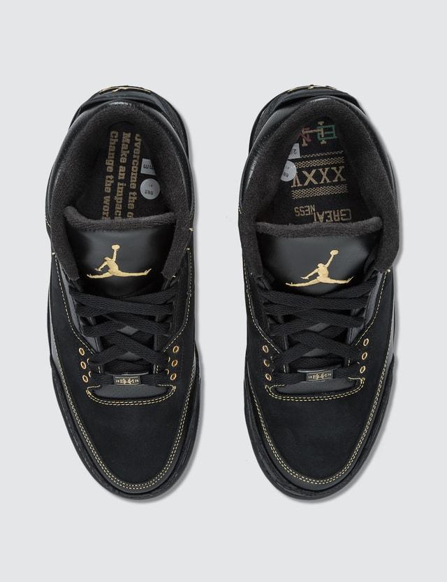 "Jordan Brand Air Jordan 3 Retro 2011 ""BHM"""
