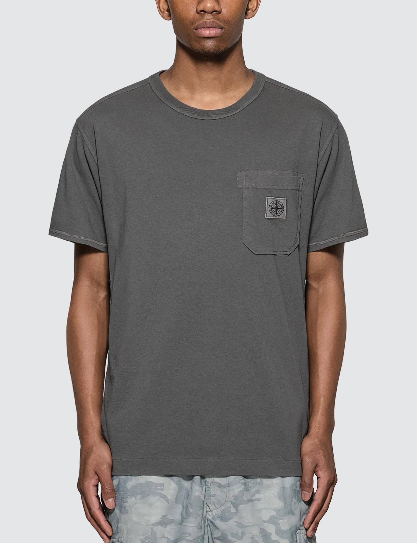 Pocket Sleeve T-Shirt