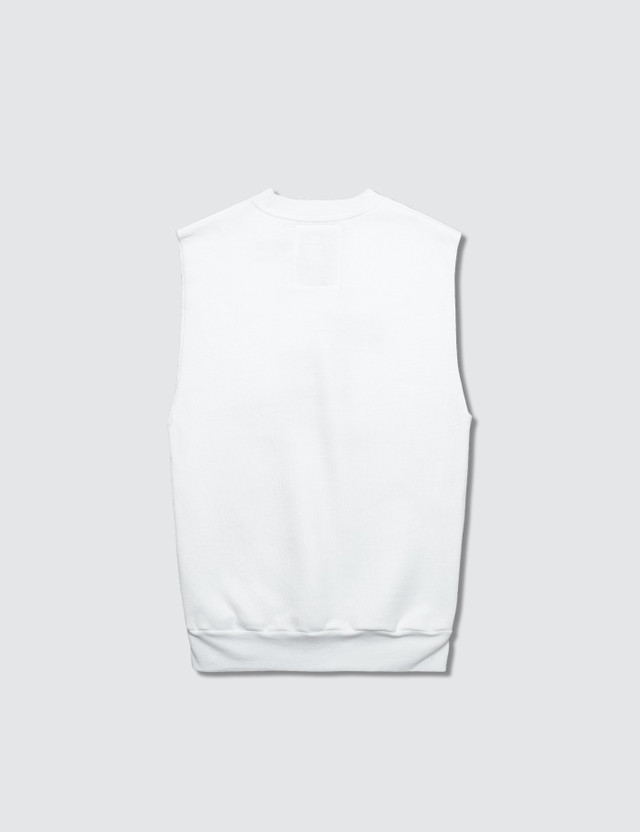 Hey Babe Sleeveless Sweatshirt