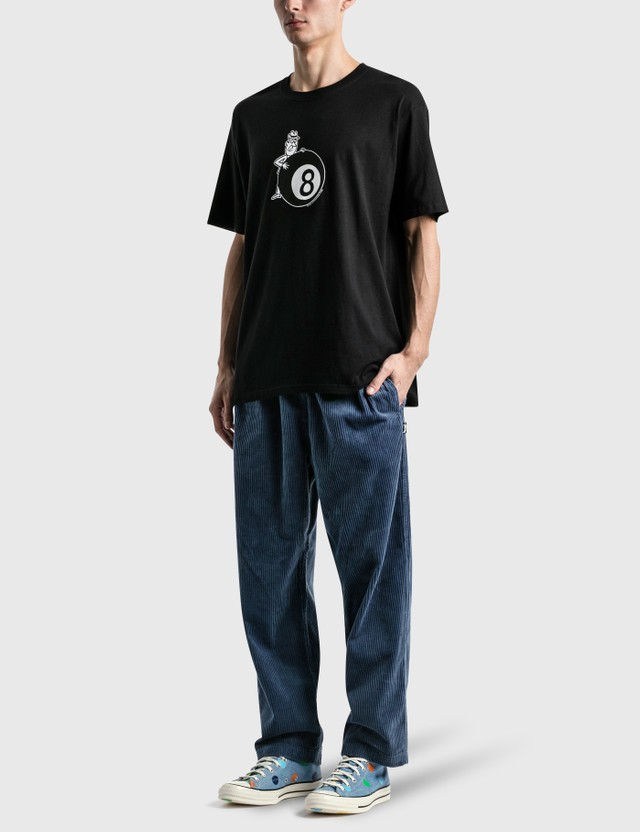 Stussy Behind The 8 Ball T-Shirt Black Men