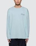 Polar Skate Co. Rocket Man L/S T-Shirt Picture