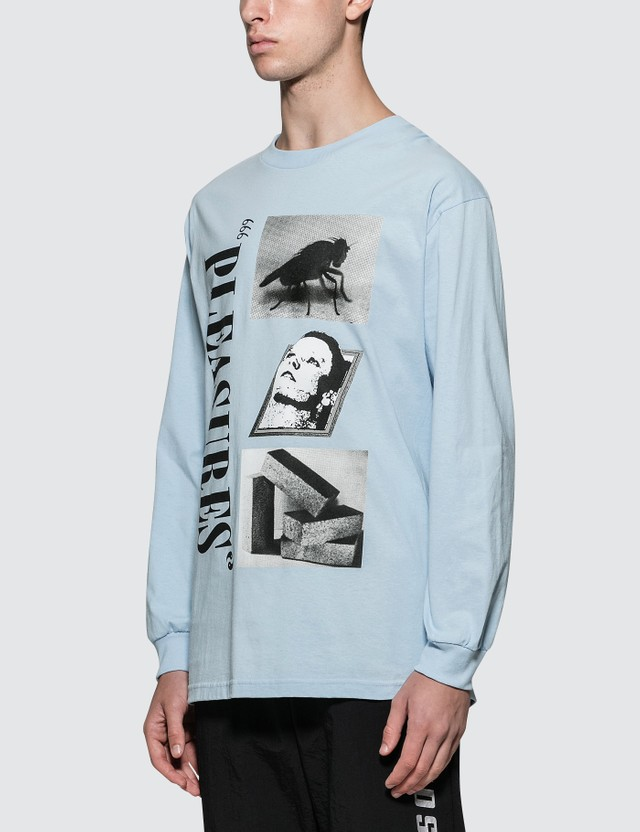 Pleasures Life or Death L/S T-Shirt
