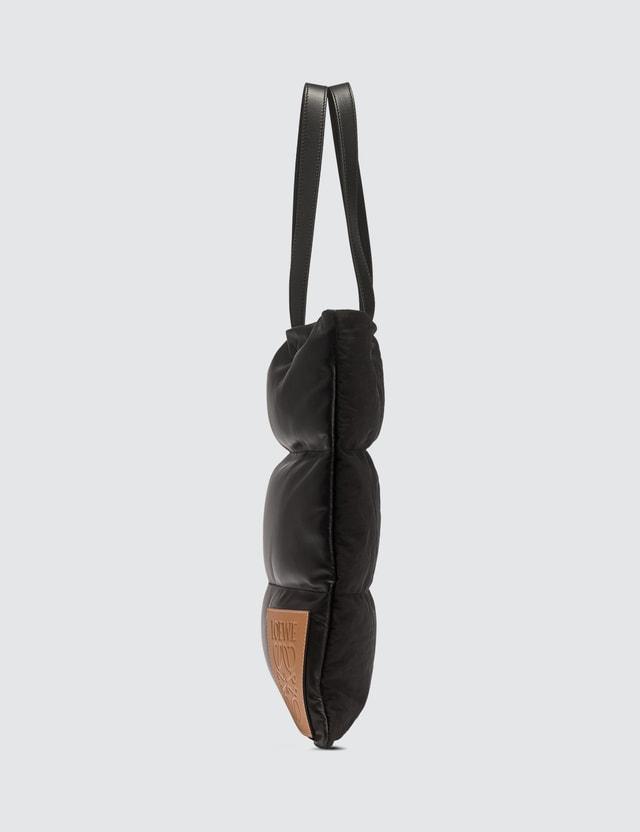 Loewe Vertical Tote Puffy Bag