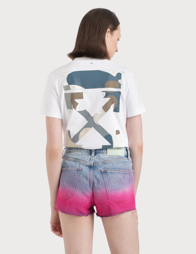 Off-White Puzzle Arrows Casual T-Shirt