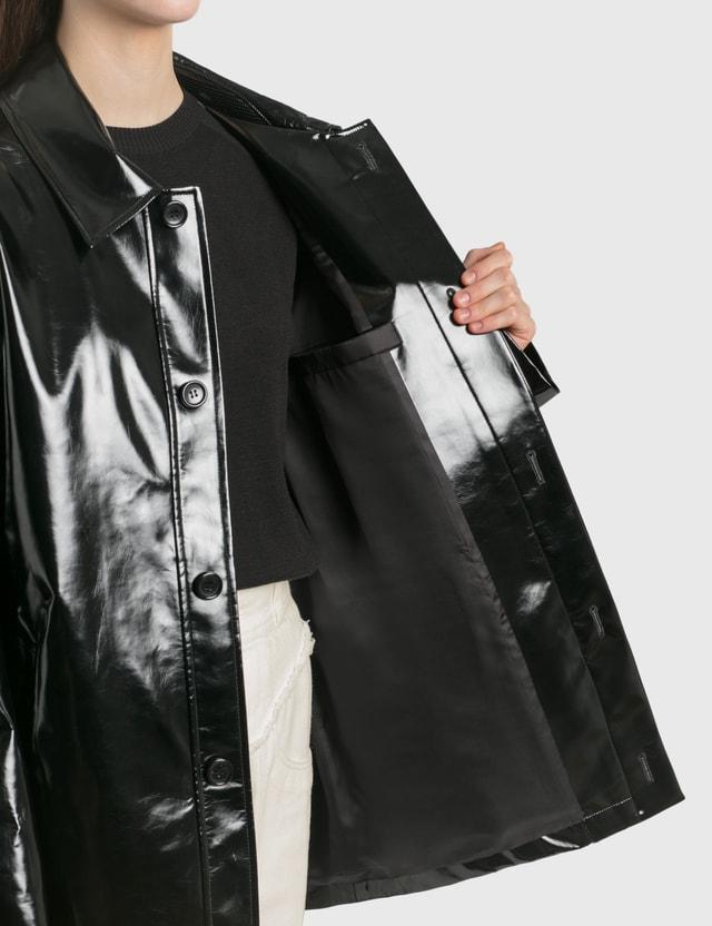 We11done Logo Print Jacket