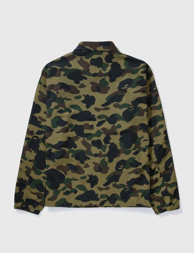 BAPE BAPE Camouflaged Nylon Jacket Camo Archives