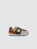 "New Balance 574 ""Color Canvas Pack"" Infant Picture"
