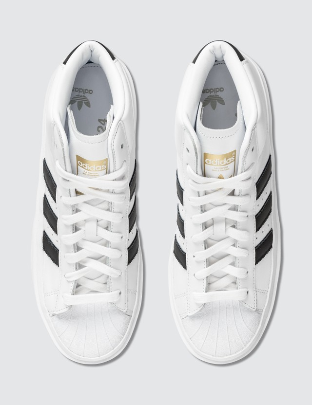 Adidas Originals 424 x Adidas Consortium Pro Model White Men