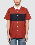 Levi's Pieced S/S Shirt Picutre