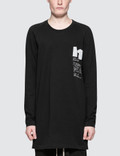 11 By Boris Bidjan Saberi Remix L/S T-Shirt Picture
