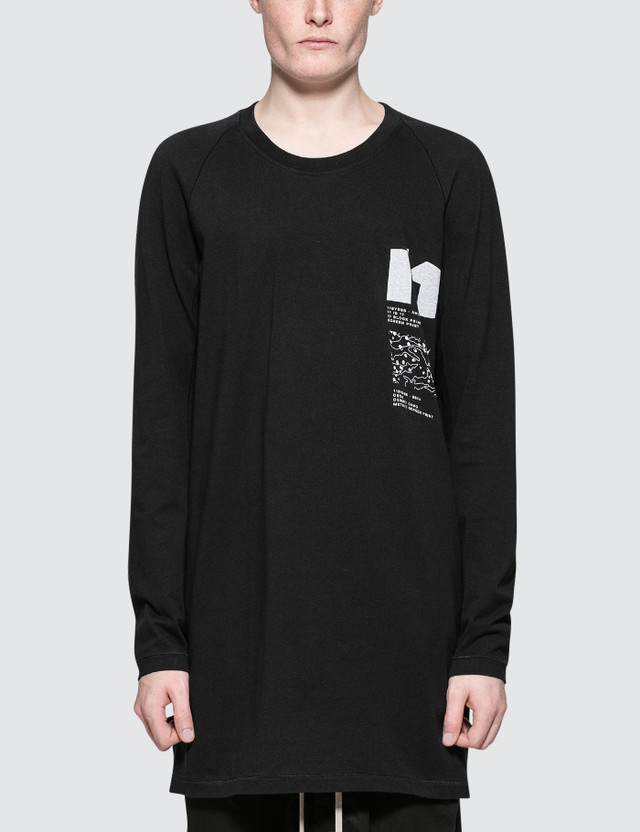 11 By Boris Bidjan Saberi Remix L/S T-Shirt