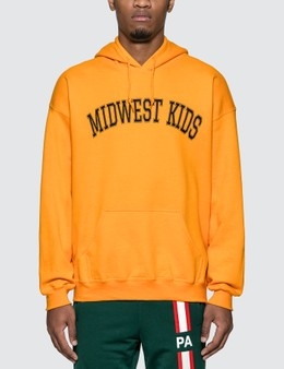 Midwest Kids Arch Logo Hoodie
