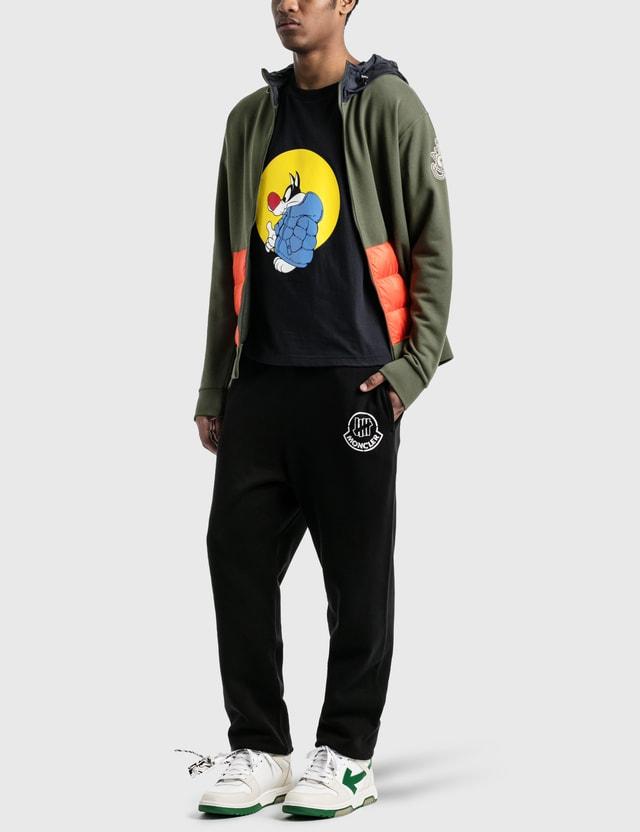 Moncler Genius Moncler Genius x JW Anderson Zip Hoodie Black Men