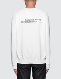 Sacai x Fragment Design Sacai Sweatshirt Picutre
