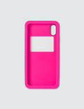 Nana-nana Not A Music Player Iphone Case Neon Pink Unisex