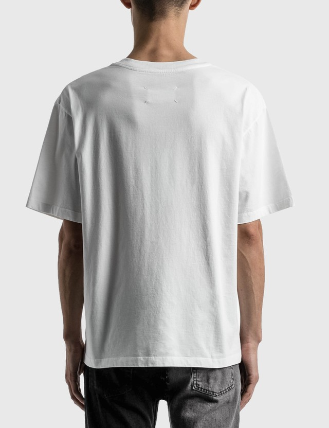 Maison Margiela Numbers T-shirt Off White Men