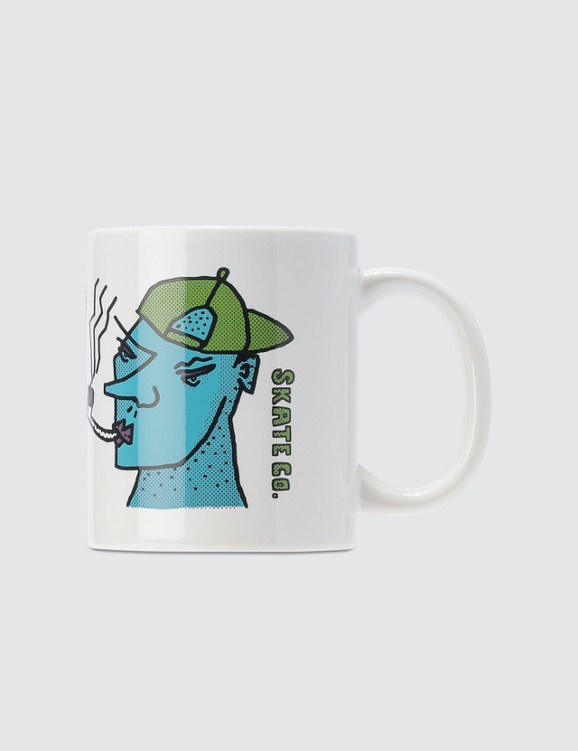 Polar Skate Co. Smoking Heads Mug
