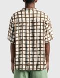 Stussy Hand Drawn Grid Shirt