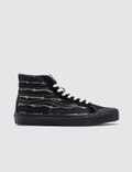 Vans Barbed Wire Sk8-hi 138 Sf Picture