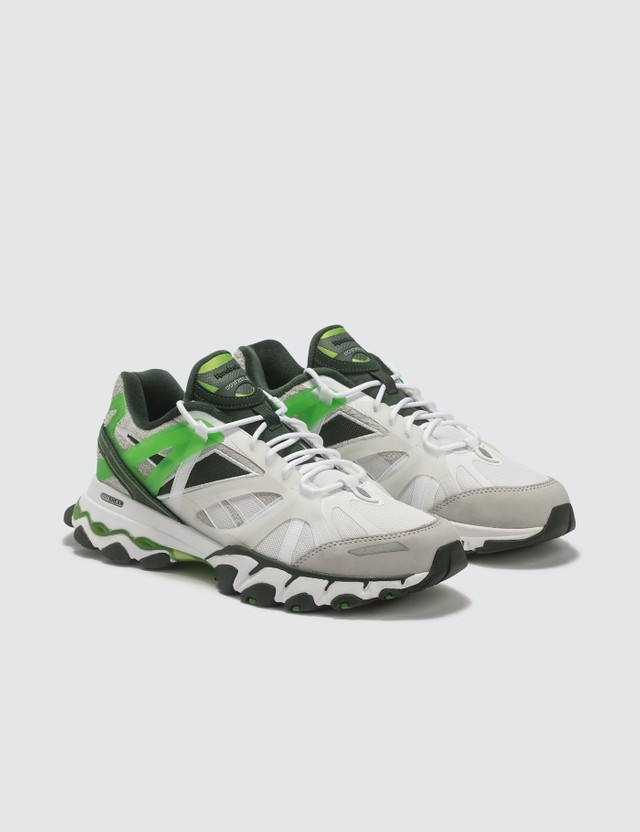 Cottweiler Cottweiler x Reebok DMX Trail Shadow White Men