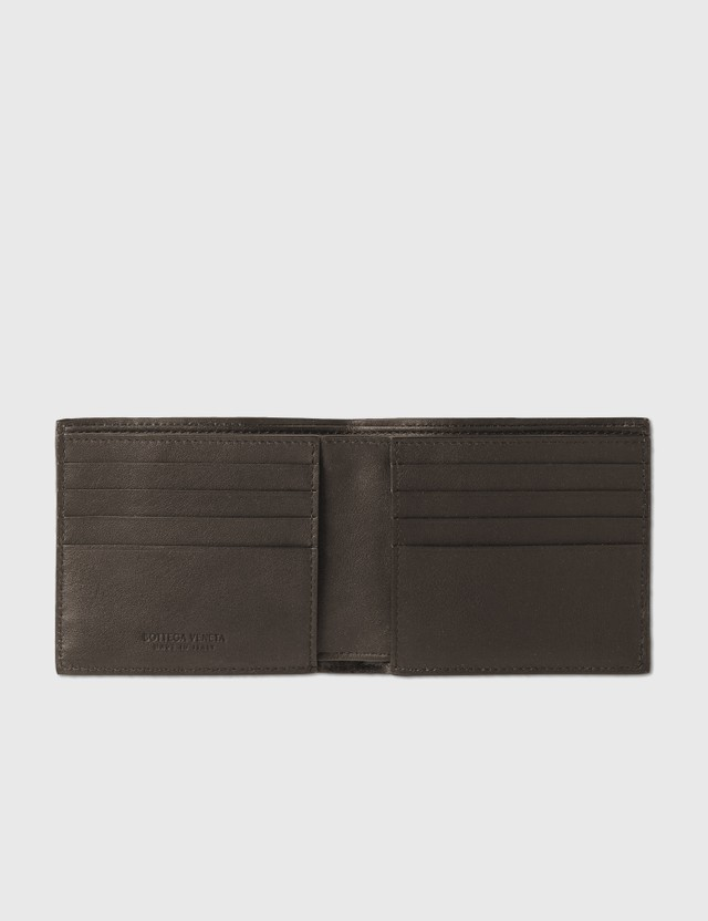 Bottega Veneta Bil-Fold Wallet Fondente  Men