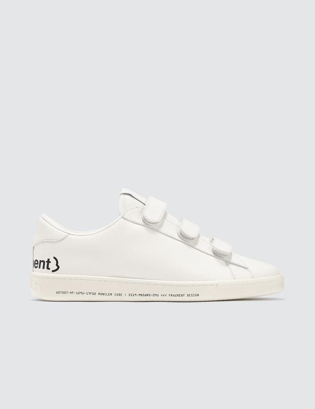 Moncler Genius Moncler x Fragment Design Fitzroy Shoes