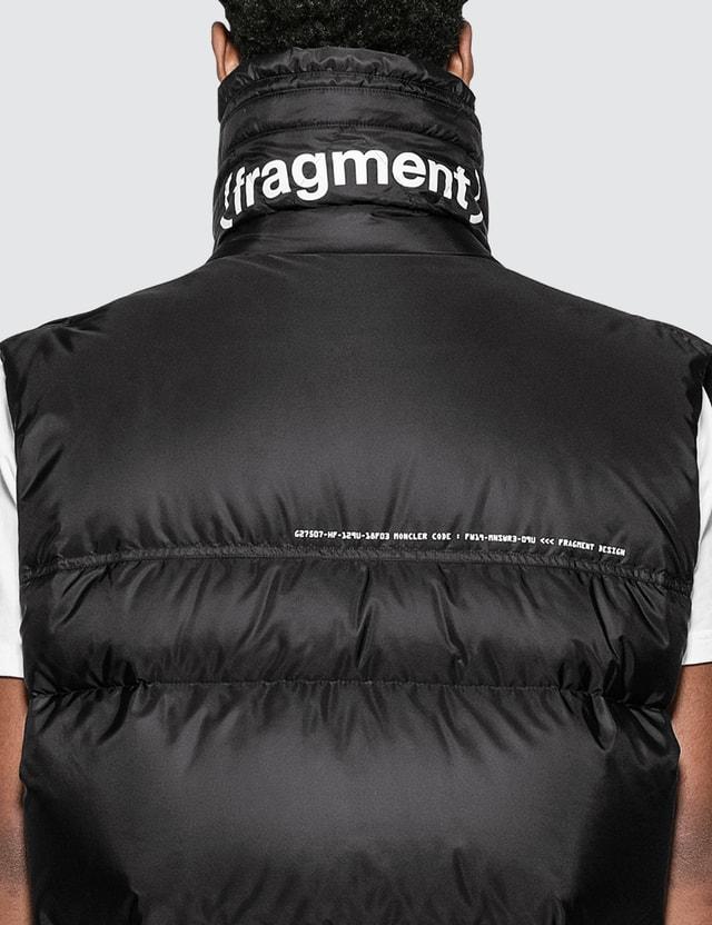 Moncler Genius Moncler Genius x Fragment Design Down Vest