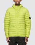 Stone Island Loom Woven Down Chambers Stretch Jacket Picture