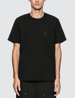 Sacai S Embroidery T-Shirt
