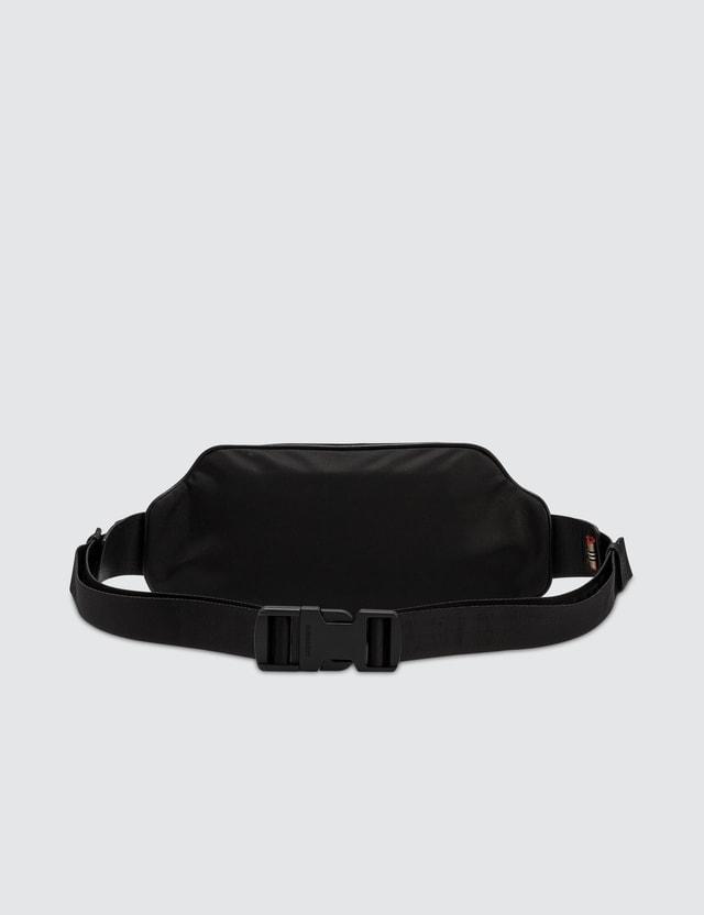 Burberry Logo Print ECONYL® Bum Bag Black Men