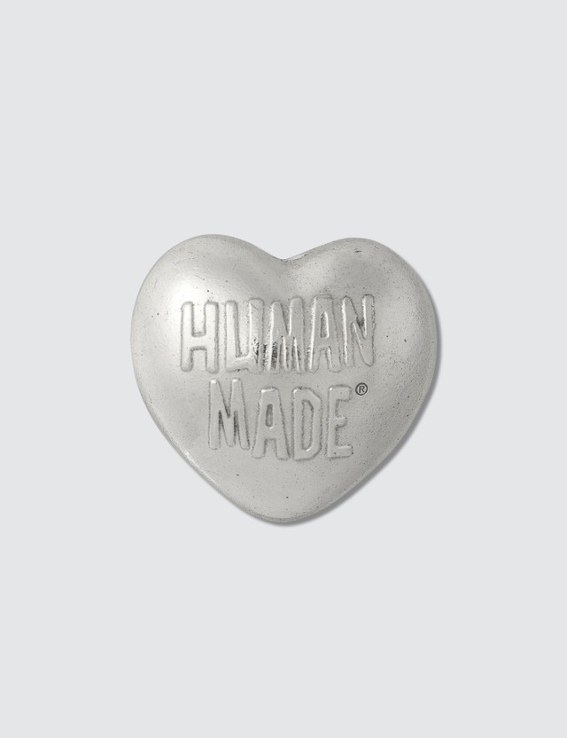 Human Made Heart Paper Weight
