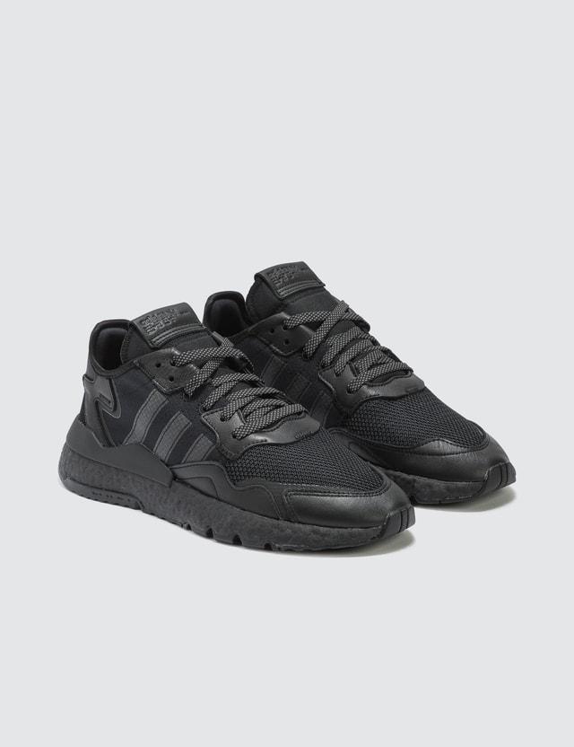 Adidas Originals Nite Jogger Black Men