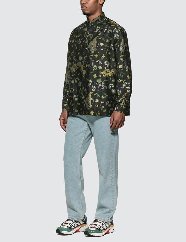 Martine Rose Mandarin Shirt