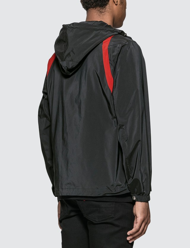 Alexander McQueen Harness Windbreaker