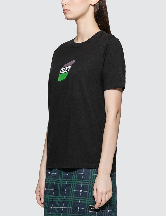 Stussy Stripes Short Sleeve T-shirt