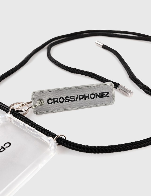 CROSS/PHONEZ Black Rope Crossphone Iphone Case