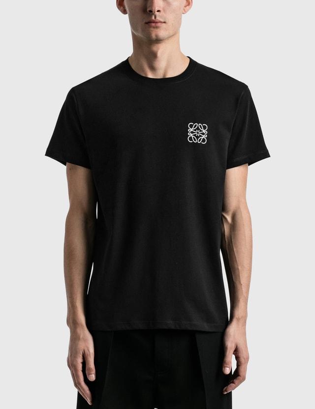 Loewe Anagram T-Shirt Black Men